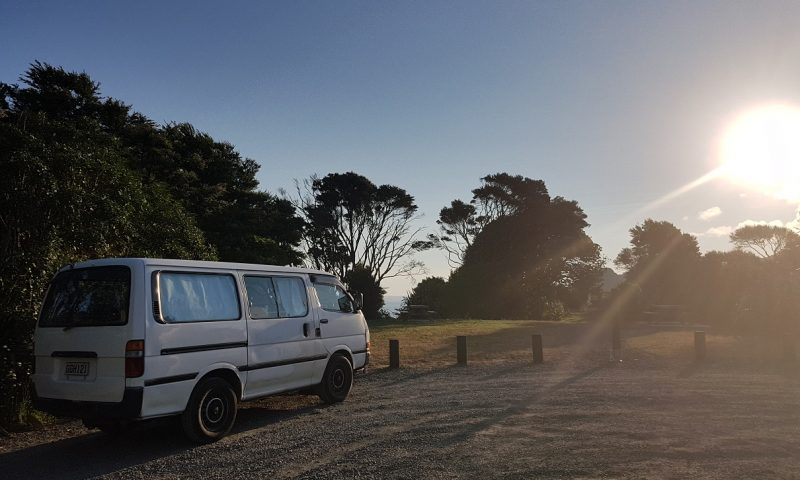 The van and vanlife dairies