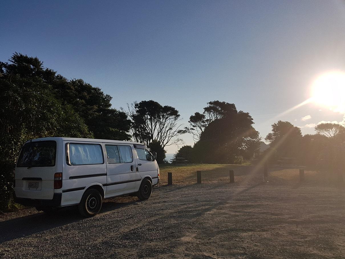The van and vanlife dairies