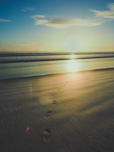 Uretiti Bay sunrise