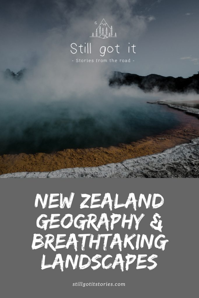 Find out about New Zealand's geography and breathtaking landscapes!