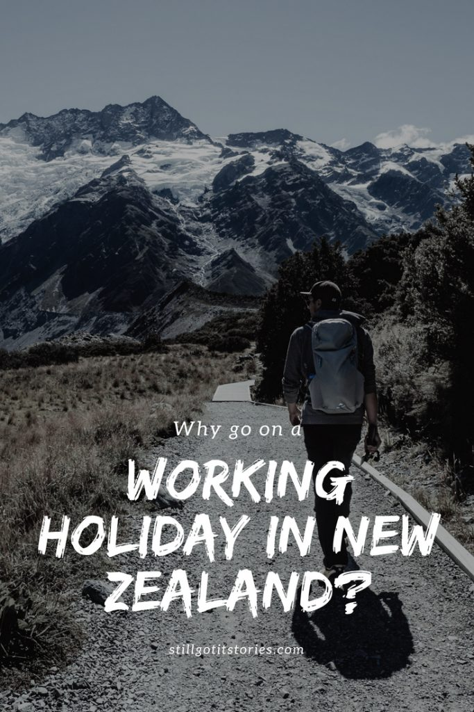 Considering a Working Holiday in New Zealand? Find out why you should go for it!