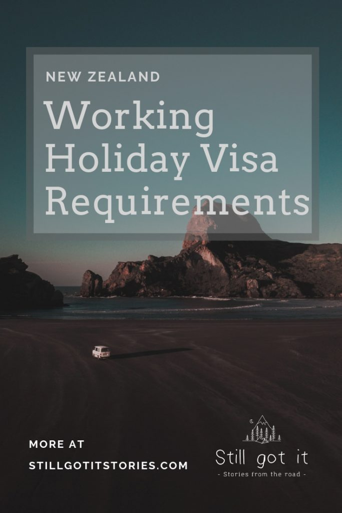 Find out if you are eligible for Working Holiday Visa in New Zealand - Still Got It Stories