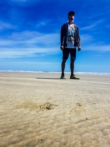 90-miles beach, Northland, New Zealand